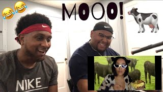 "*Funniest Song Ever* Doja Cat - ""Mooo!"" (Official Video)- Reaction"