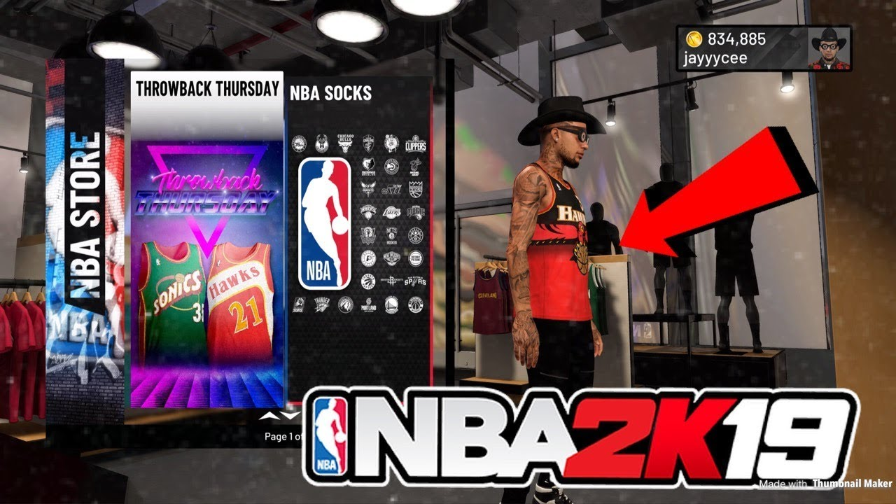 7712cdc1b  nba2k19throwbackjerseys  nba2k19throwbackjerseyseries   nba2k19drippiestoutfits