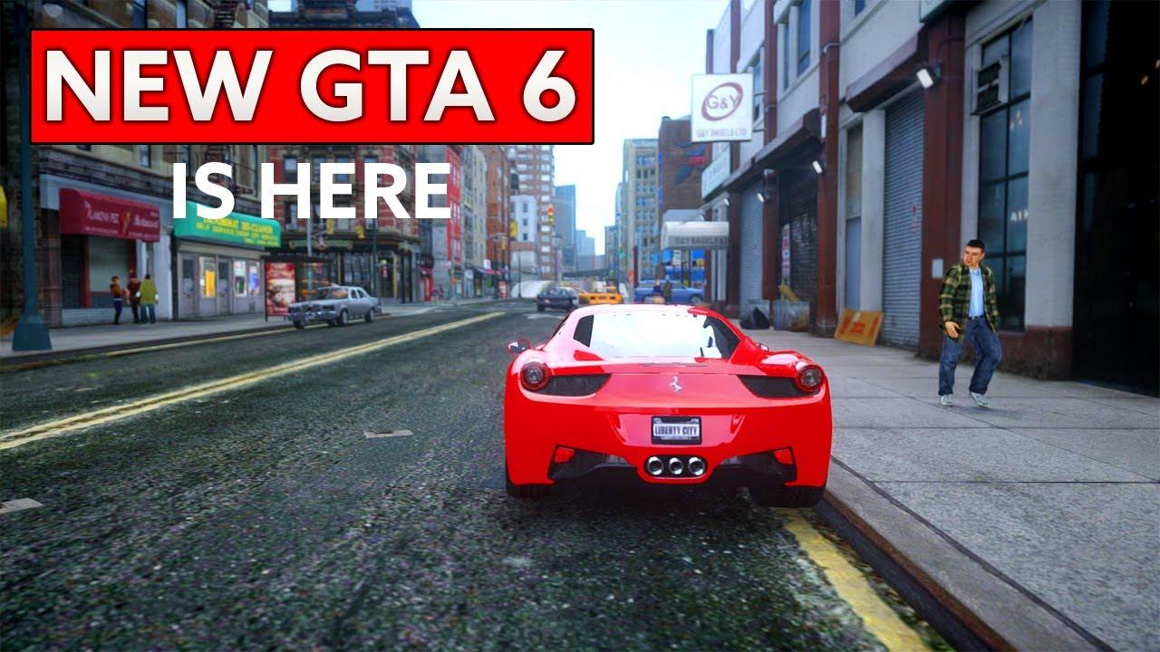 New *GTA 6* Like Game Coming Soon! ?? Rockstar Games ex-Boss Bringing his Own GTA Rival