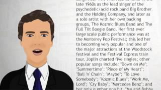 Janis Joplin - Wiki Videos