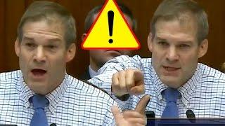 Jim Jordan Calls IRS Commissioner a Lying Criminal!