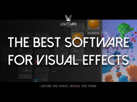 Visual Effects (VFX) and Animation: what is the best software?