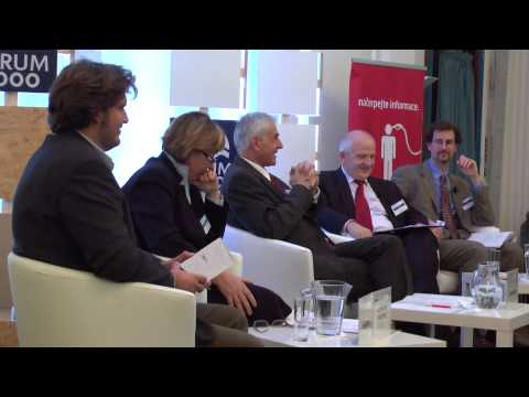 Balkans: The Changing Role of the Media | 2012 Forum 2000