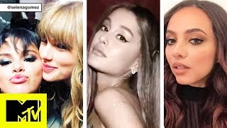 Ariana Grande Says Everything Will Be OK | MTV News Weekly Round Up