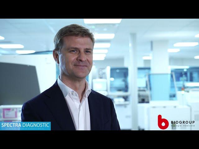 Interview du Dr Stéphane Eimer, Fondateur, Président Directeur Général de BIOGROUP