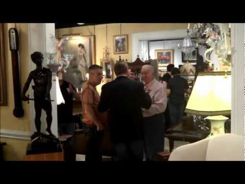 Art Salon @ DECORATIVE ARTS & FINE ANTIQUES