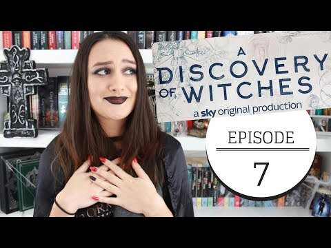 A DISCOVERY OF WITCHES EPISODE 7 | REACTION