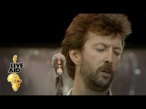 Eric Clapton - She's Waiting (Live Aid 1985) Mp3