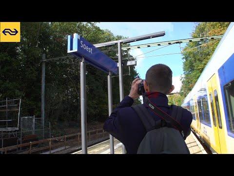 Dit keer geen treinspotter maar een Stationspotter - aflevering 5