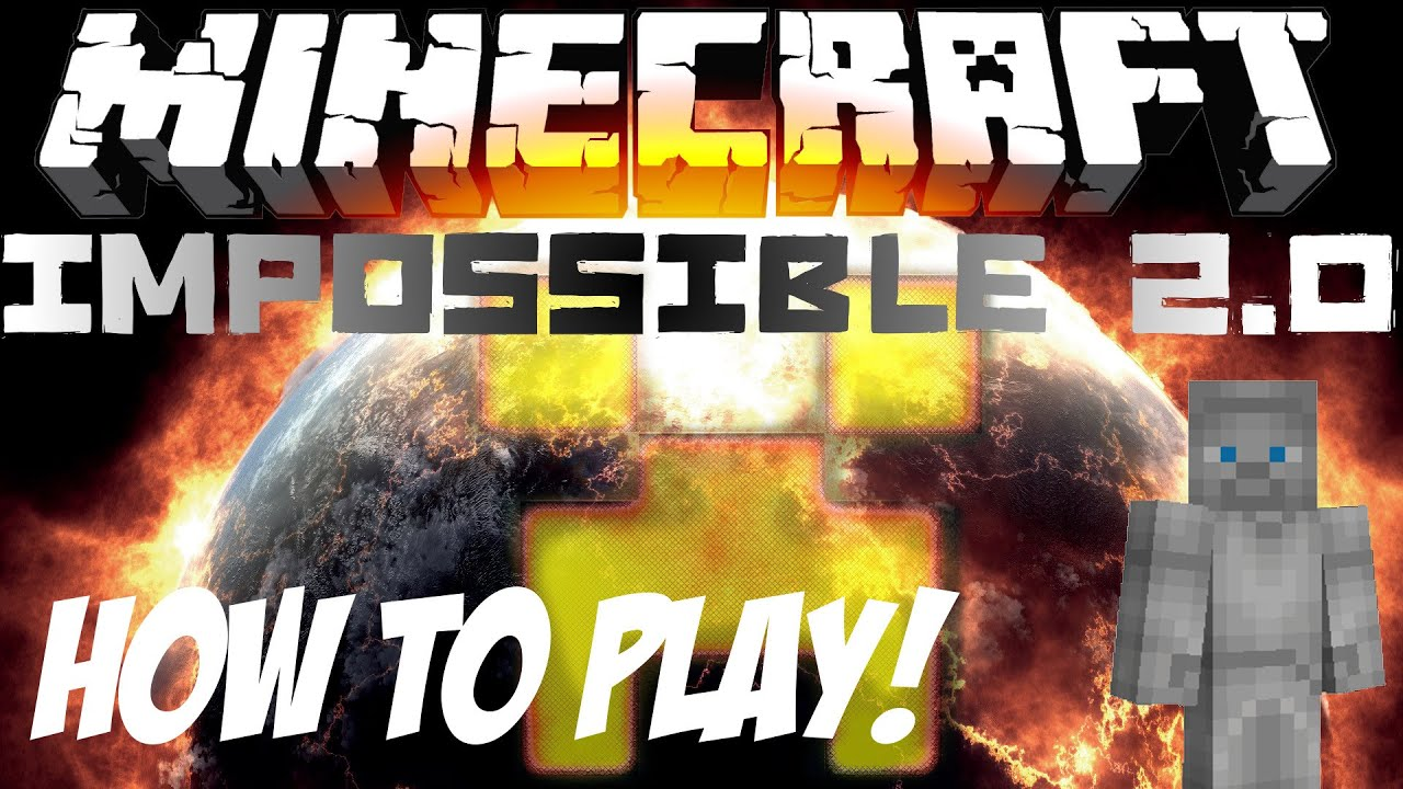 How To Play Minecraft Impossible Technology Plugin Collection