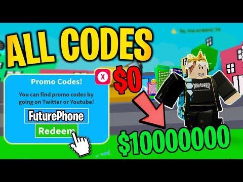 promo codes for roblox texting simulator 2019