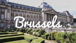 БРЮССЕЛЬ || В гостях у королевской семьи...