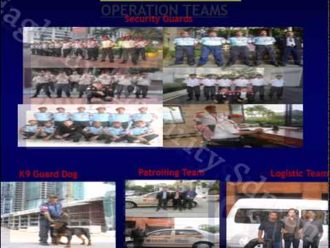 Eagle Eye Security Malaysia Company Presentation