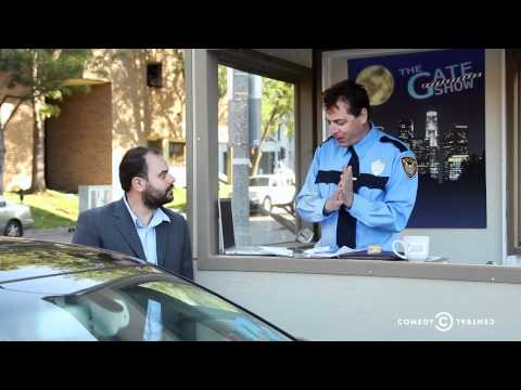 The Gate  With Fred Stoller: Bob Saget Comedy Central Web Original