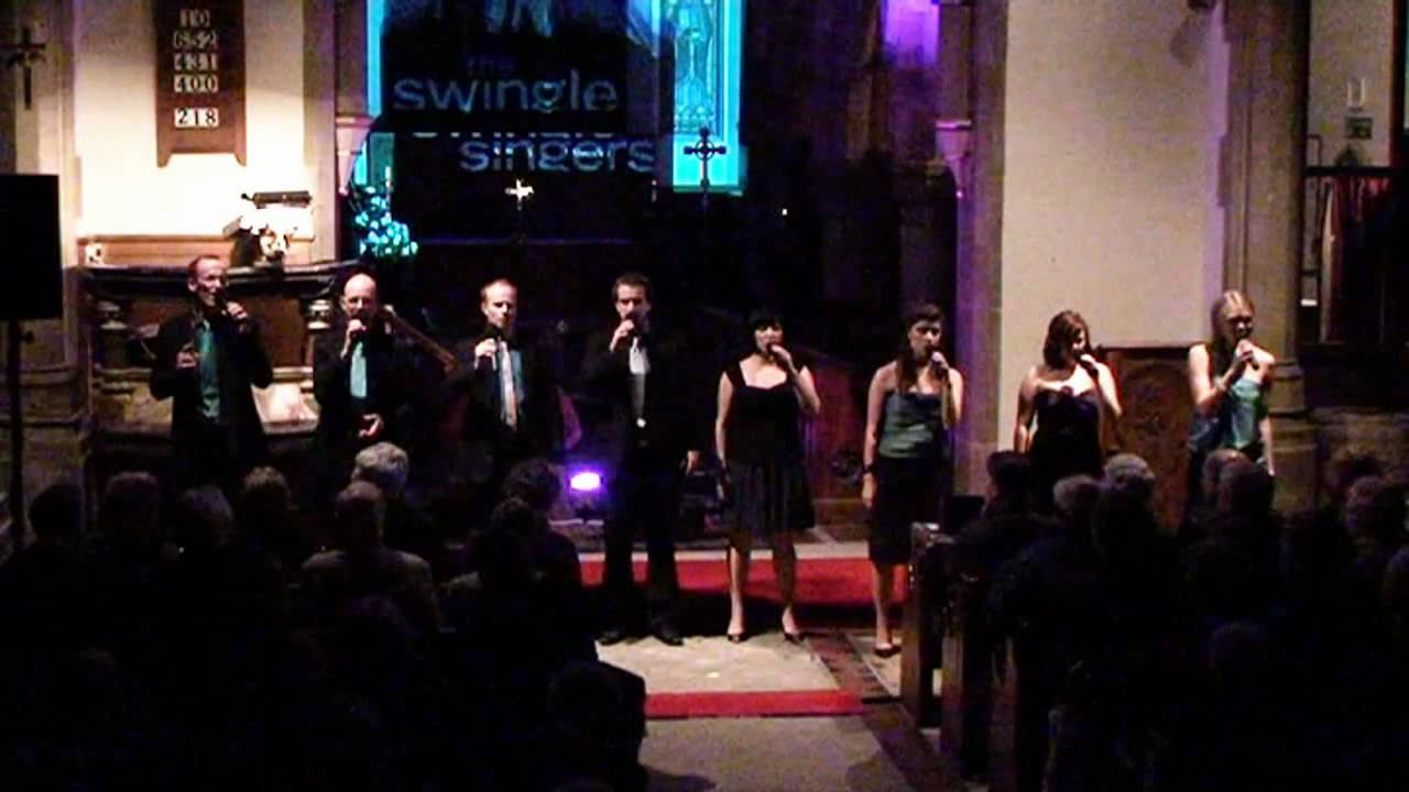 The Swingle Singers Operazione San Pietro Colonna Sonora Originale Del Film