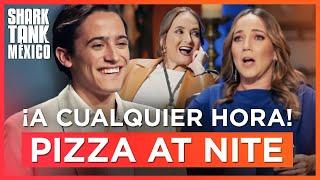 El 'Uber' de las pizzas a domicilio | Shark Tank México