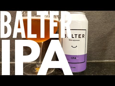 Balter IPA By Balter Brewing Co | Australian Craft Beer Review