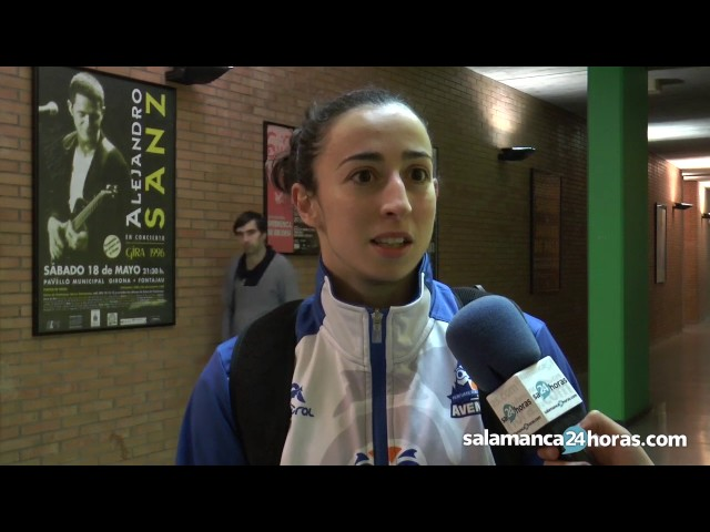 """Silvia Domínguez: """"Hemos estado un poco espesas y en defensa no hemos estado bien"""""""