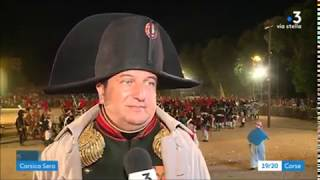 France 3 // Reconstitution de la bataille d'Austerlitz