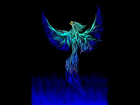 Image result for phoenix rising from water