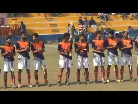 Baba Pallah Hockey Tournament Butala (Amritsar) 2016 PART 1