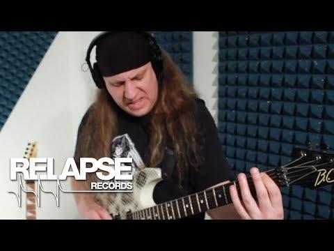 "INCANTATION - ""Rites of the Locust"" (Official Guitar Playthrough)"