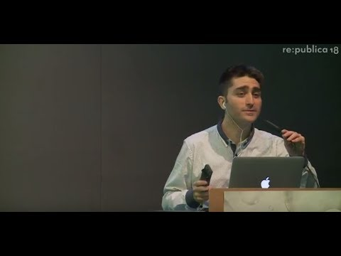 re:publica 2018 – Luca Turchet: Towards the Internet of Musical Things