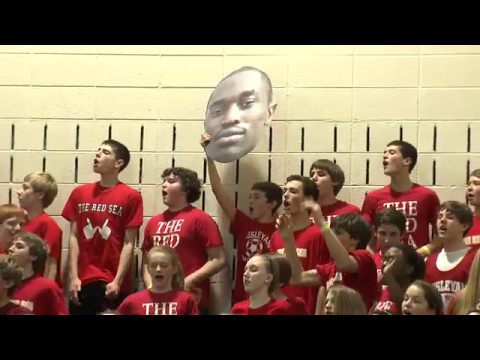 new concept f6a93 95a38 Theo Pinson Jersey Retirement at Wesleyan Christian Academy