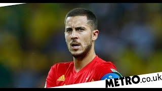 Eden Hazard urged by brother to turn down Real Madrid transfer
