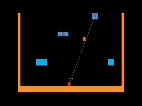 Hook mechanics based game made with Gamemaker Studio 2 ( 1 )