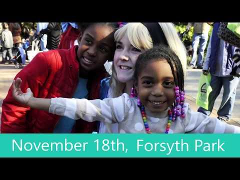 2017 Savannah Children's Book Festival promo
