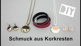 DIY | Schmuck aus Korkresten | GEWINNSPIEL