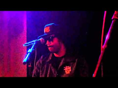 Dam-Funk Live @ Biko Milano Italy 09.10.2015