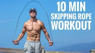10 Min Skipping Rope Workout