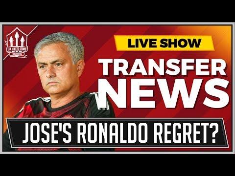 Mourinho Wanted Ronaldo! Plus Bale Transfer Latest! Man Utd Transfer News
