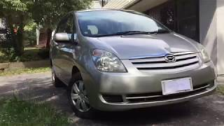 2005 Toyota Spacio