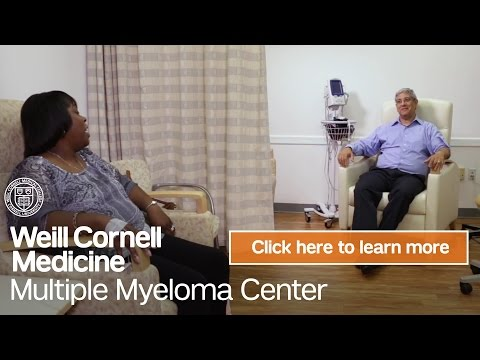 Multiple Myeloma Cancer Treatment NYC | Weill Cornell Medicine Multiple Myeloma Center