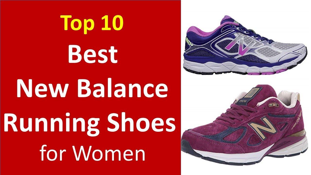 Viaje mariposa dialecto  Top 10 Best New Balance Running Shoes for Women | Best New Balance Running  Shoes 2020 - YouTube