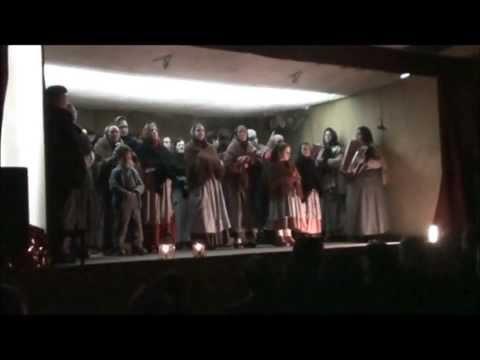 XVIII Encontro de cantadores de janeiras: Medrões 2014