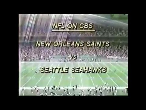 [Highlights] In 1979, the Saints and Seahawks light up the scoreboard in old-school shootout back when high-scoring games were rare. JaguarGator9 did a feature from this game on two insane coaching decisions by Seattle HC Jack Patera (onside kick and fake punt with the lead)