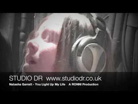 LeAnn Rimes - You Light Up My Life sung by Natasha Garratt