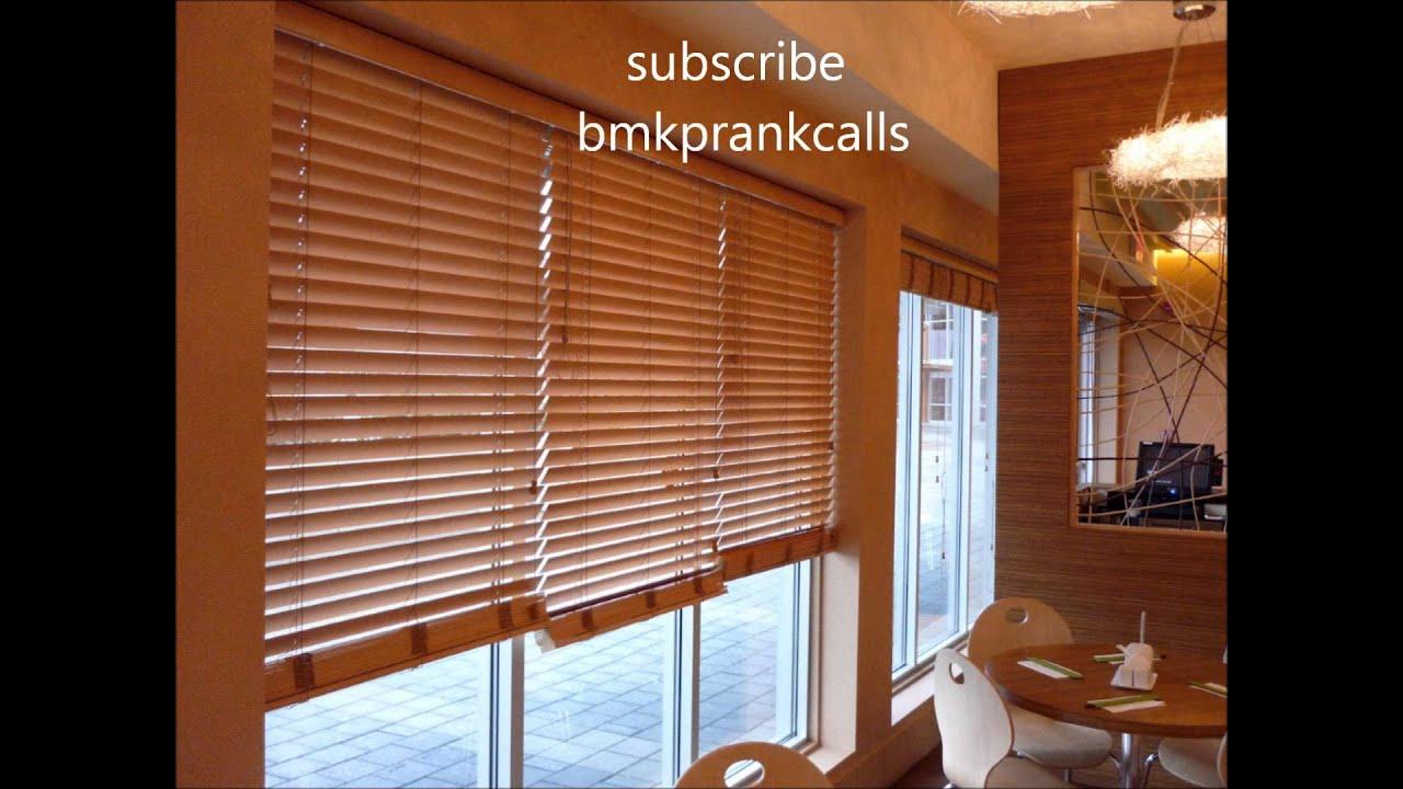one way blinds blinds installation youtube. Black Bedroom Furniture Sets. Home Design Ideas
