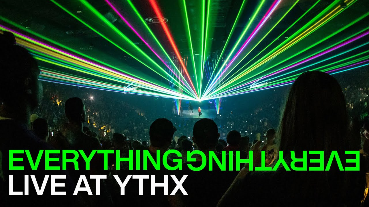 EVERYTHING EVERYTHING (LIVE @YTHX) — ELEVATION RHYTHM