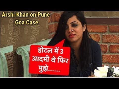 Arshi Khan Goa Pune Case in Hindi - Full Story Exposed by Arshi