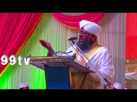 Milad Un Nabi Jalsa At Falaknuma Ground | 99 Tv |