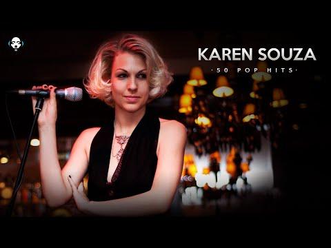 Karen Souza - My Favorite Covers - 50 Pop Hits - Music Brokers
