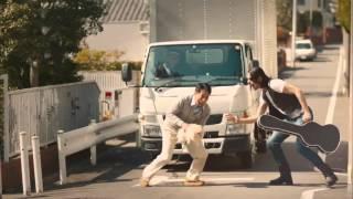 2TrustのDr&Vo,IRIYAの出演したCM...「東京ガス ミスティ」 ~モデルが...