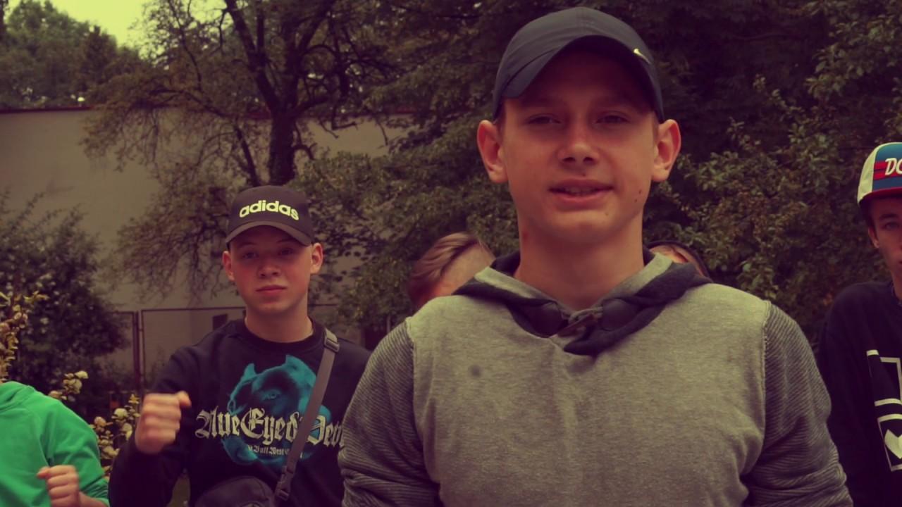Dzieciaki z Domu Dziecka Bielsko-Biała #Hot16Challenge2