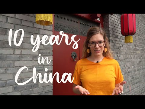 10 reasons I love living in China