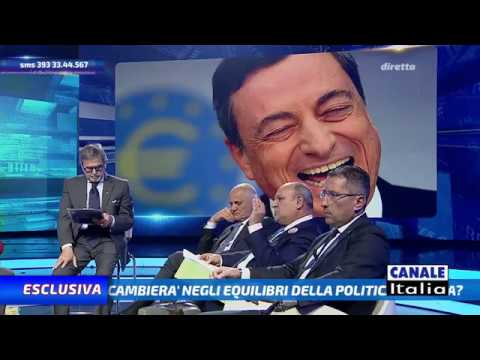 Il Generale Sergio Fucito ospite a Notizie Oggi Lineasera (HD)